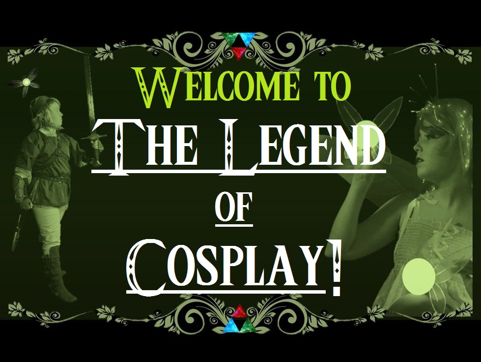 The Legend of Cosplay